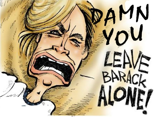 leave Barack alone 2