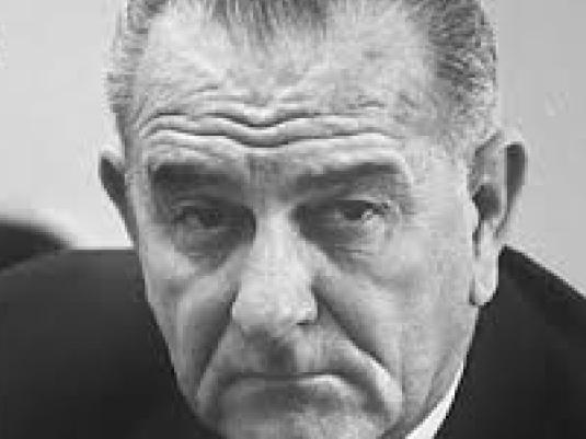 Lyndon Johnson - blame 1a