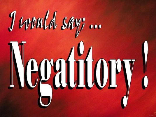 negatitory 1