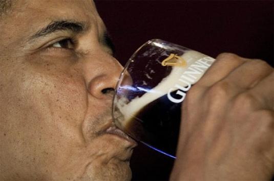 Obama - Beer 3