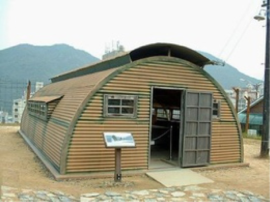 Quonset hut 1