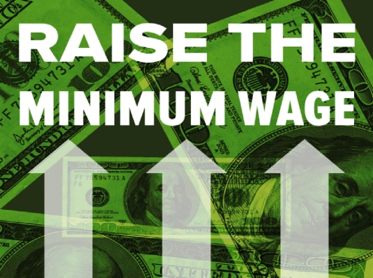 raise minimum wage 1
