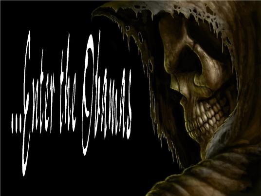 reaper background  - enter Obamas 1