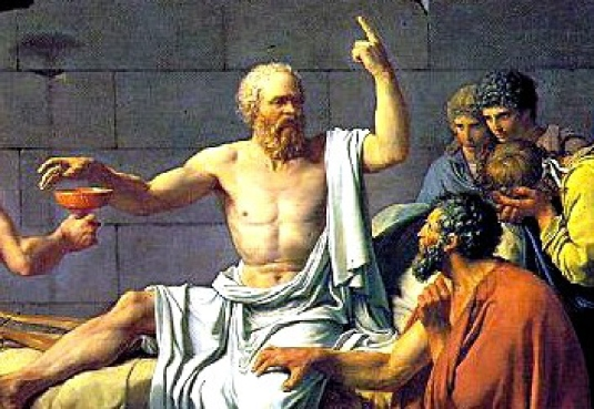 Socrates - Greek philosopher 1