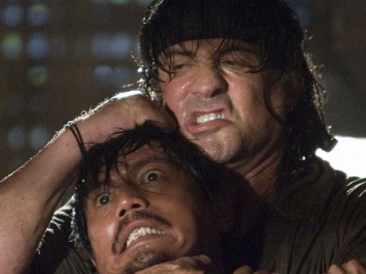 Sylvester Stallone - Rambo 2a