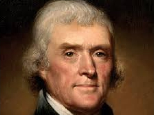Thomas Jefferson - Pres 1a