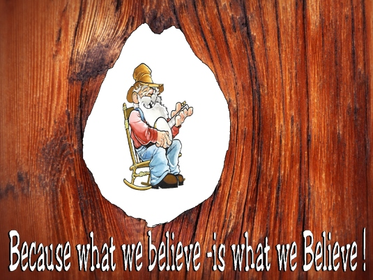 what we believe - not hole 2a