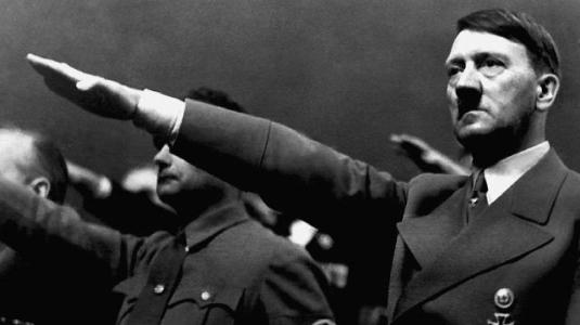 Adolf Hitler - monster