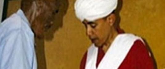 Barack Obama - Muslim