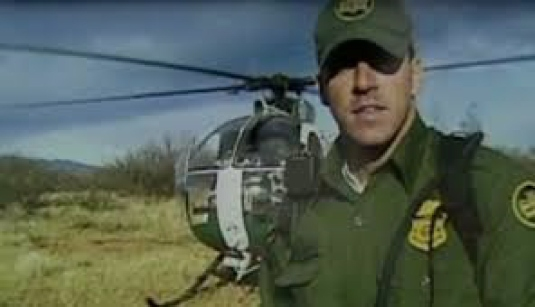 border control agent - Brian Te