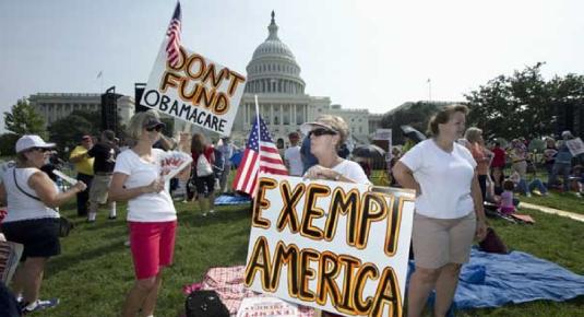 exempt America 1
