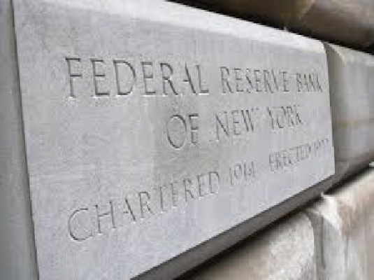 Federal Reserve Bank placard 2