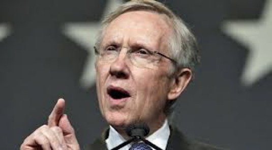 Harry Reid - corrupt politician