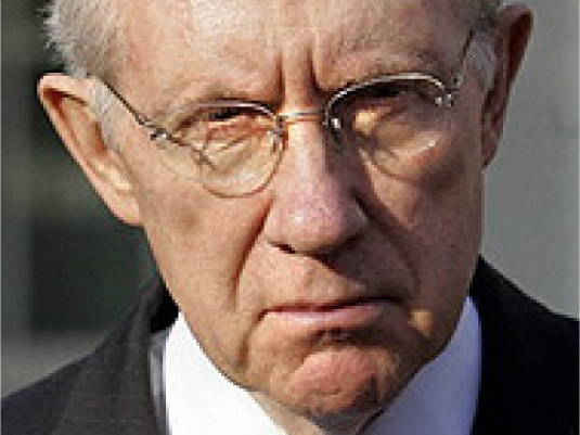 Harry Reid - no puppy