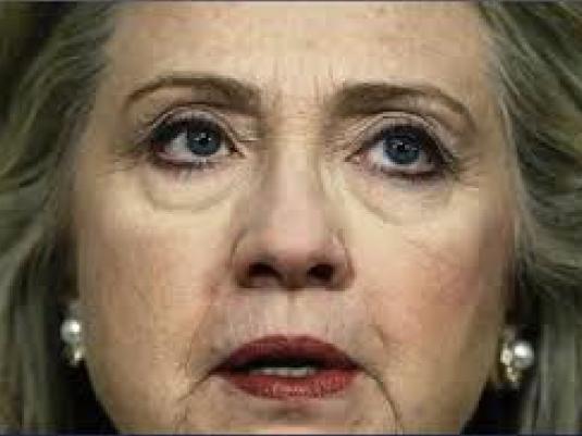 Hillary - weathered war horse