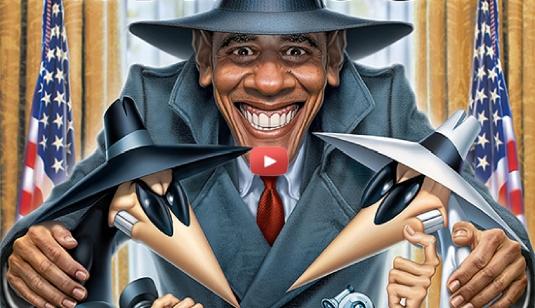 Obama - Spy vs Spy 1