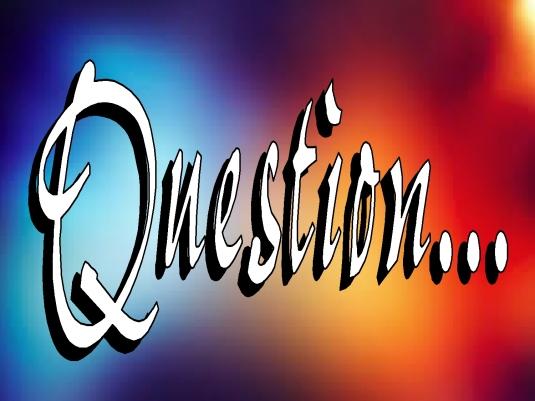 question - page break 1