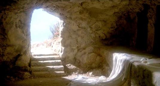 resurrection - empty tomb 2