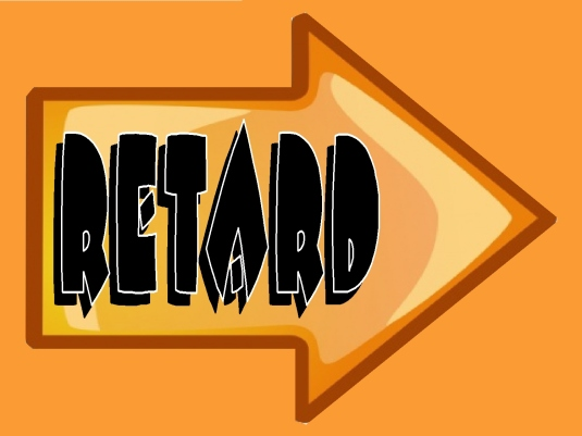 Retard - Cartoon 1a