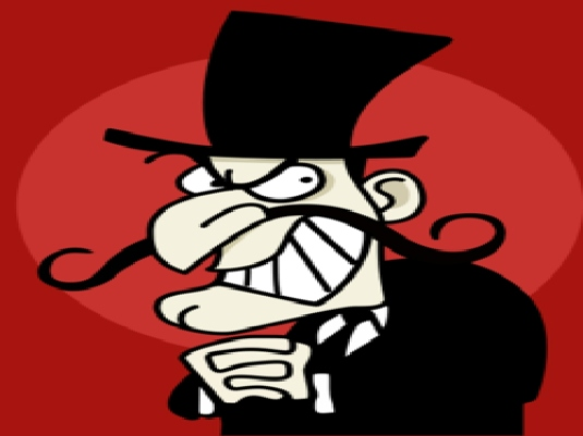 snidely whiplash 1