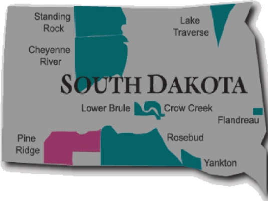 South Dakota - state 1