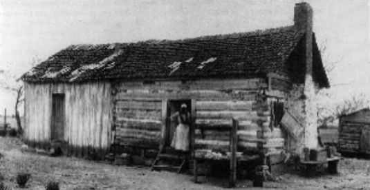 typical slave Cabin 2