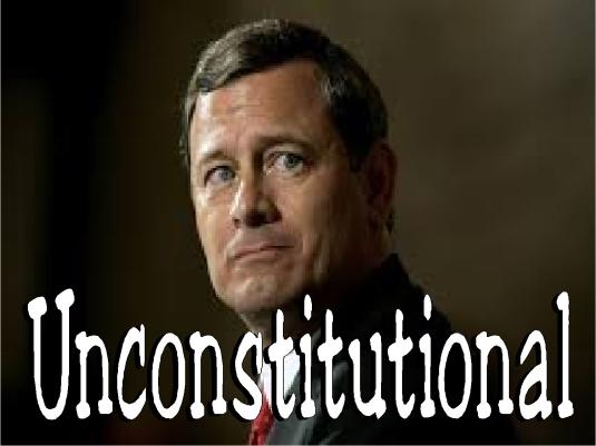 unconstitutional 1