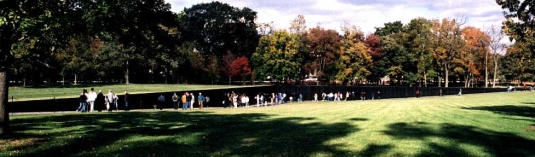 Vietnam wall - graphic 1