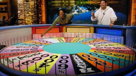 wheel of Fortune 1