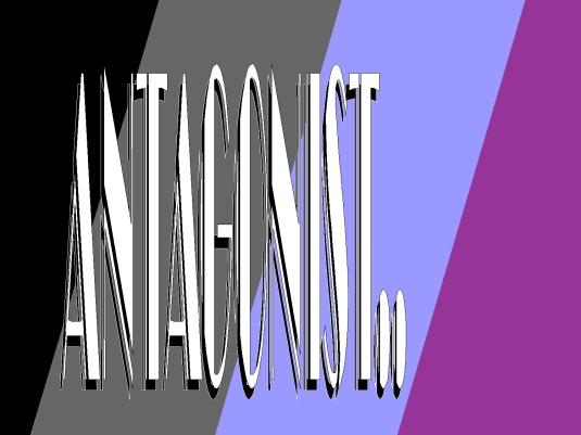 antagonist - metamorphosis PB