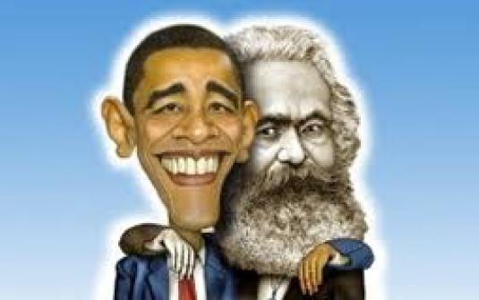Barack Obama - Carl Marx 1