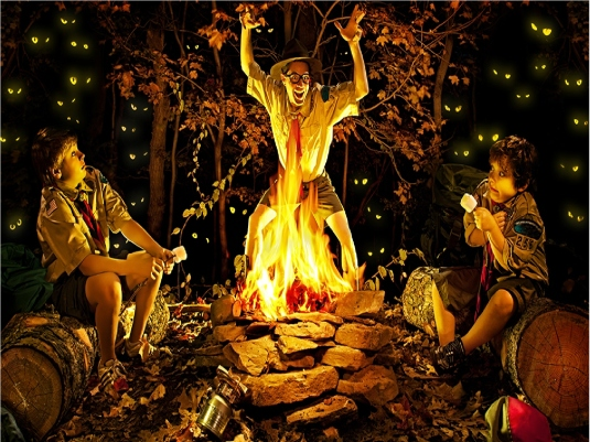 campfire story - 1a