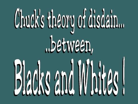 Chuck's theory PB