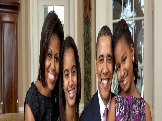 grinning first family 1