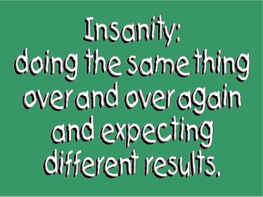insanity - graphic