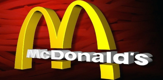 McDonald's Golden Arches logo 1