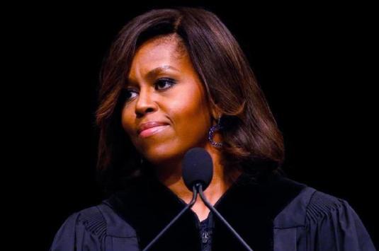 Michelle Obama - hypocrite 1