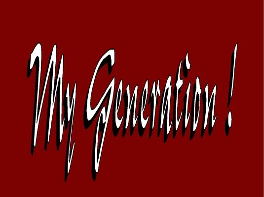 my generation - PB