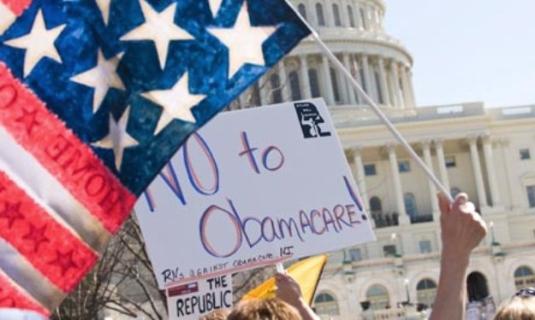no to Obama care 1