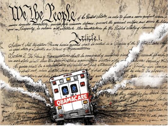 Obama care - Constitution 2a