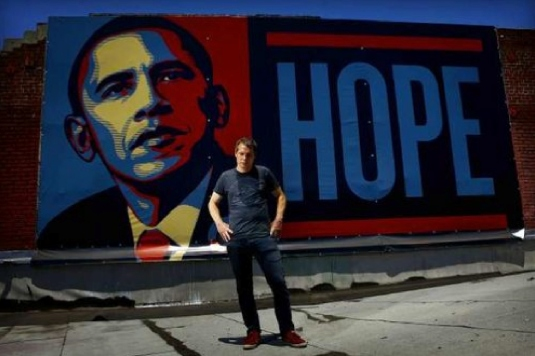Obama - Hope 1
