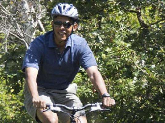Obama - metrosexual