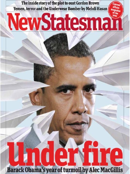 Obama under fire 1a