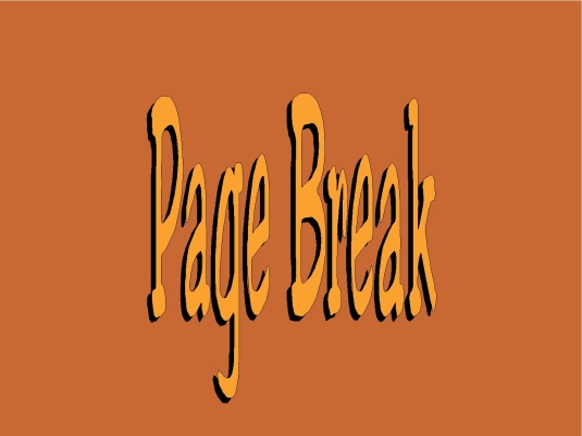 Page Break - consternation 1a