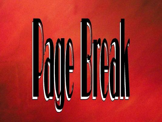 Page Break - Secrets and Lies 1a