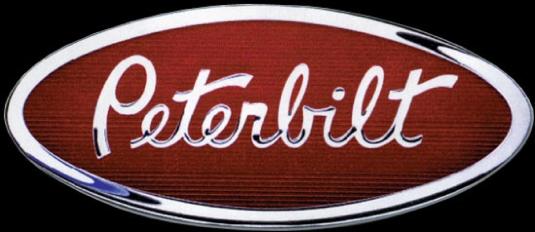 Peterbilt logo 1