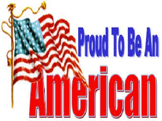 Proud to be an American - Reade