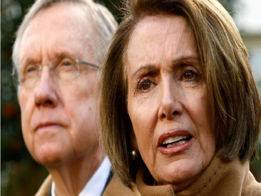 Reid and Pelosi 1a  - witch and gob