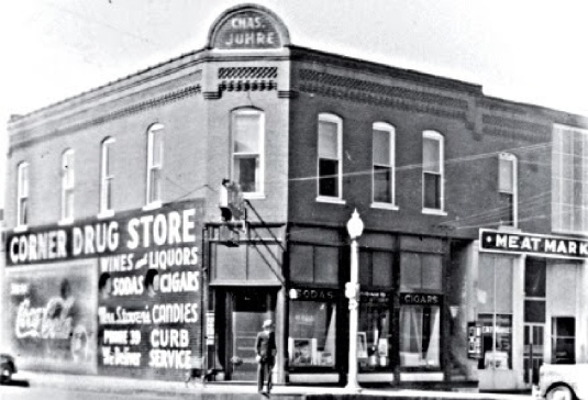 the corner drugstore 1
