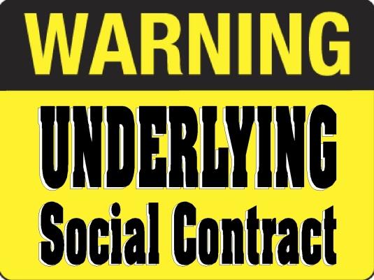 underlying social contract 1b